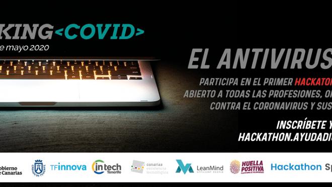 Primer hackathon de Canarias