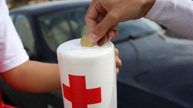Donación  Cruz Roja Española